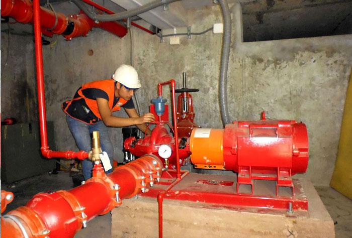 Servicios fire control - Sistemas de seguridad contra incendios ...